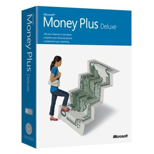 Microsoft Money Plus Deluxe 2008