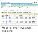 Make tax smart investment decisions