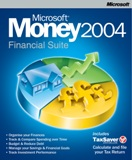 Money Financial Suite 2004 inc. TaxSaver Deluxe Product Image and Link