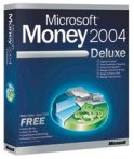 Microsoft Money 2004 Deluxe