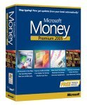 Microsoft Money Premium 2005